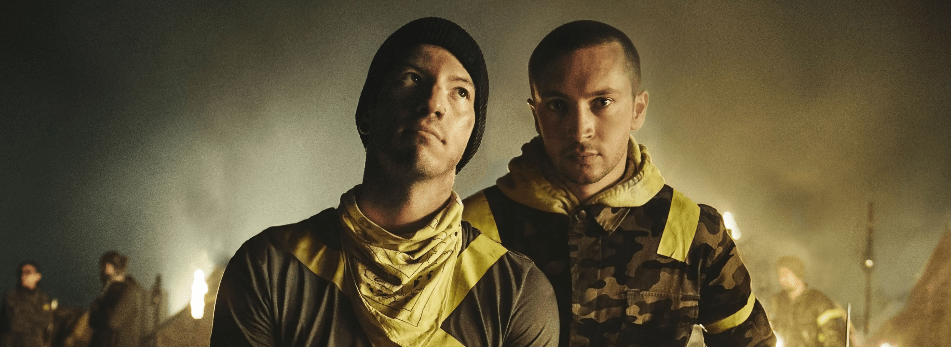 WATCH: 'JUMPSUIT' x 'NICO AND THE NINERS' – TWENTY ONE PILOTS