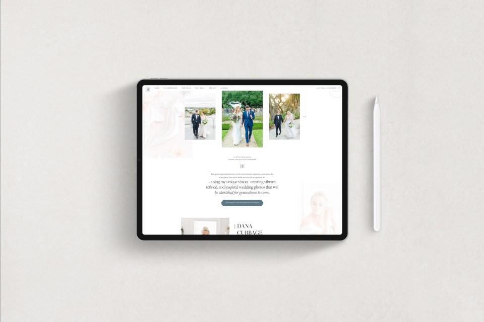 Dana Cubbage Weddings - Best Showit Web Website Websites Design Designs Designer Designers - With Grace and Gold - 14