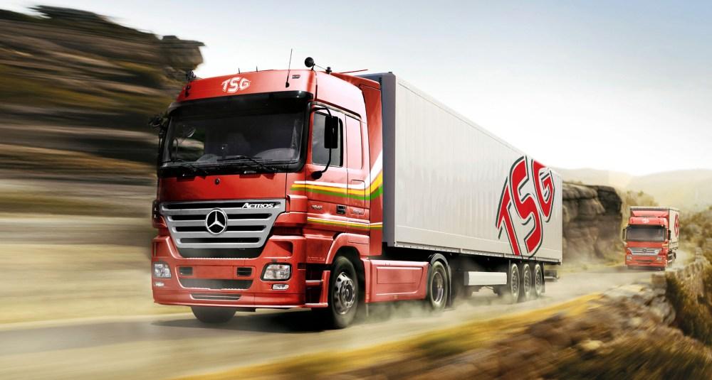 Transportes Sousa Gomes - Website