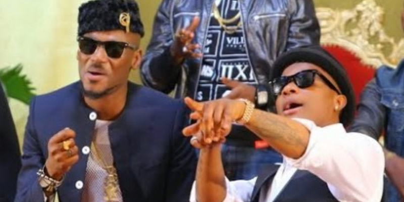 wizkid quash rumors of disrespect to 2face as he hails the legendary singer - Wizkid, 2baba, others hit Dubai with One Africa Music Fest