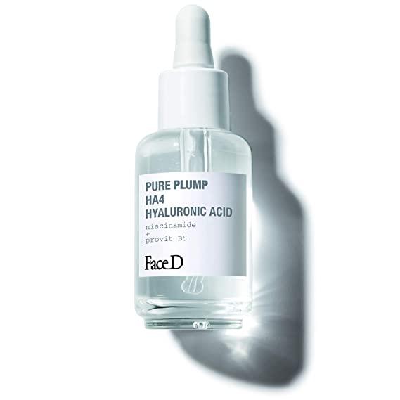 siero acido Ialuronico faced