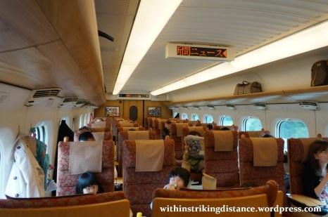 27Mar15 009 Japan JR Kyushu 800 Series Shinkansen Tsubame