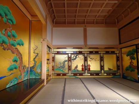 06Jun16 012 Japan Honshu Nagoya Castle Honmaru Palace Omote Shoin