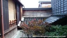 02Jul15 012 Japan Honshu Ishikawa Kanazawa Higashi Chaya Shima Teahouse