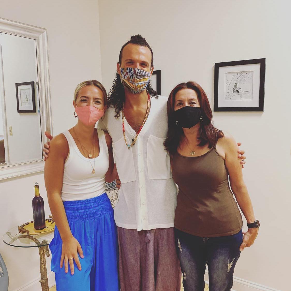 Reiki Healing with Jonathan Carone