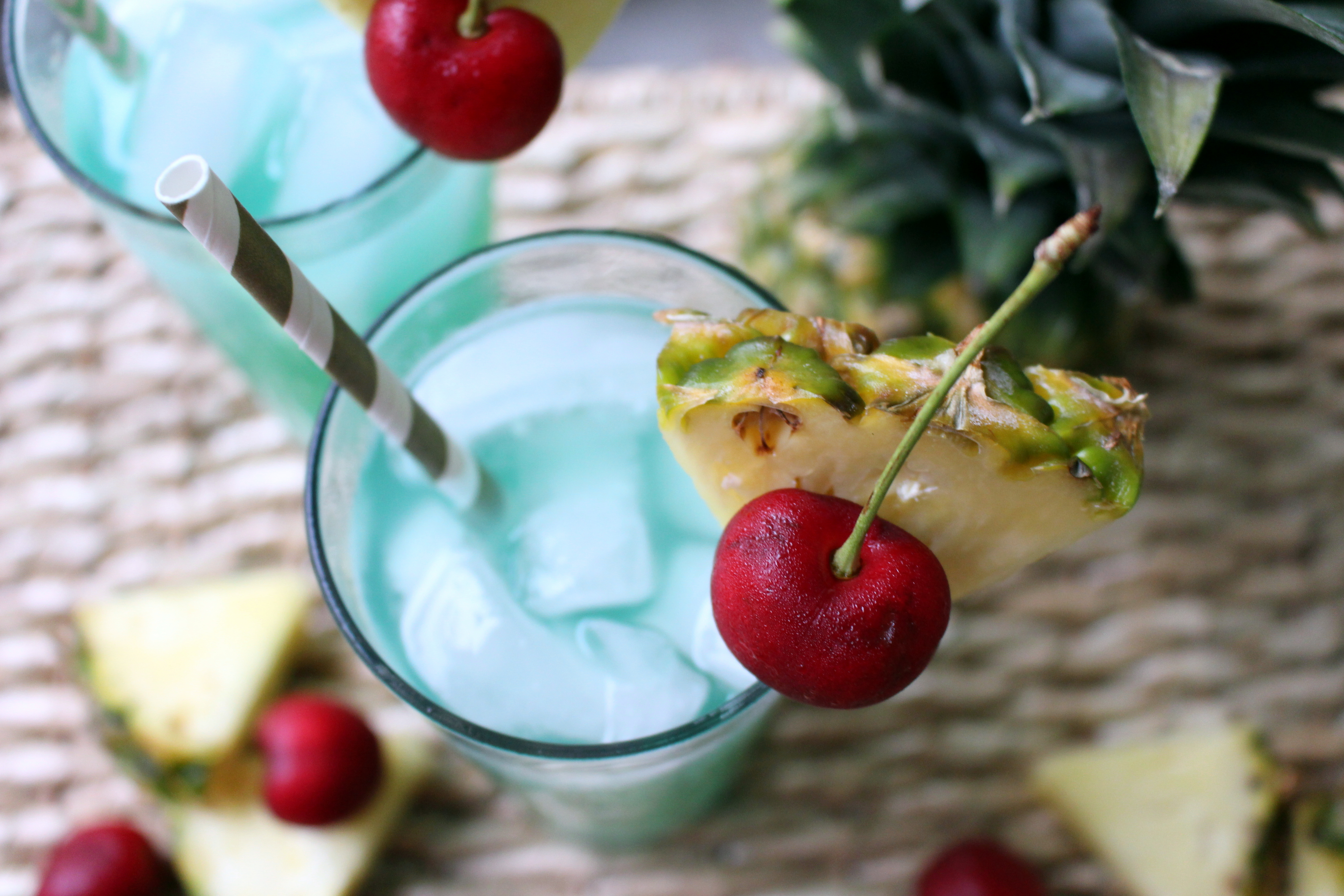 The perfect summer drink to enjoy in the summer sun.