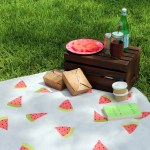 Watermelon Picnic Blanket
