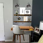 Creating-an-office-space-in-the-bedroom-that-is-functional