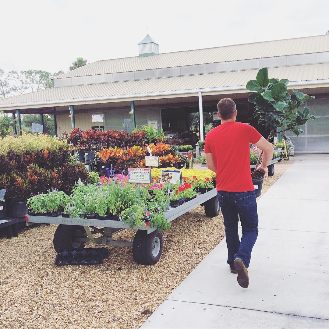 Lukas Nursery in Central Florida