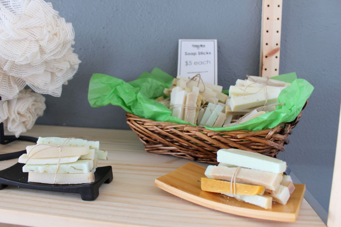 Products offered by Naked Bar Soap Co