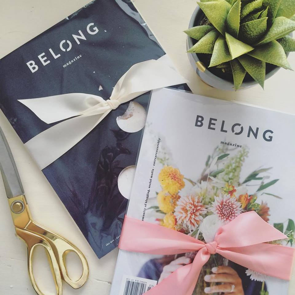 Belong Magazine