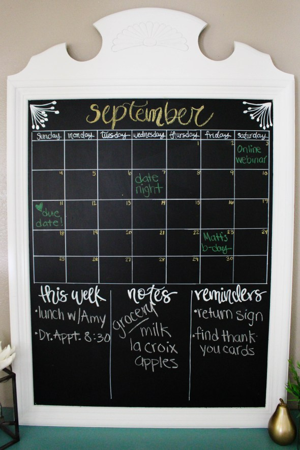 From Mirror to Chalkboard (3 of 8)