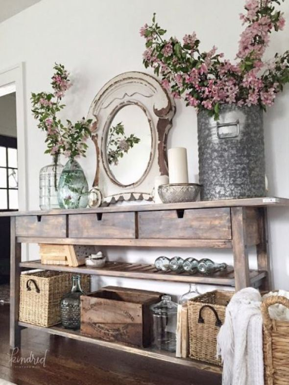 Kindred Vintage Co Foyer