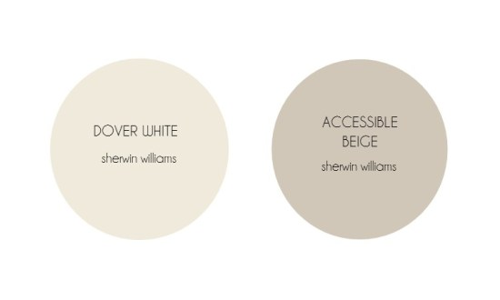 Beiges by Sherwin Williams