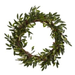 Olive Wreath on Amazon Prime