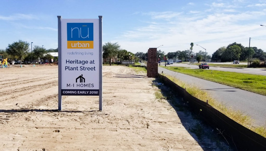 Designing Heritage at Plant Street by M-I Homes