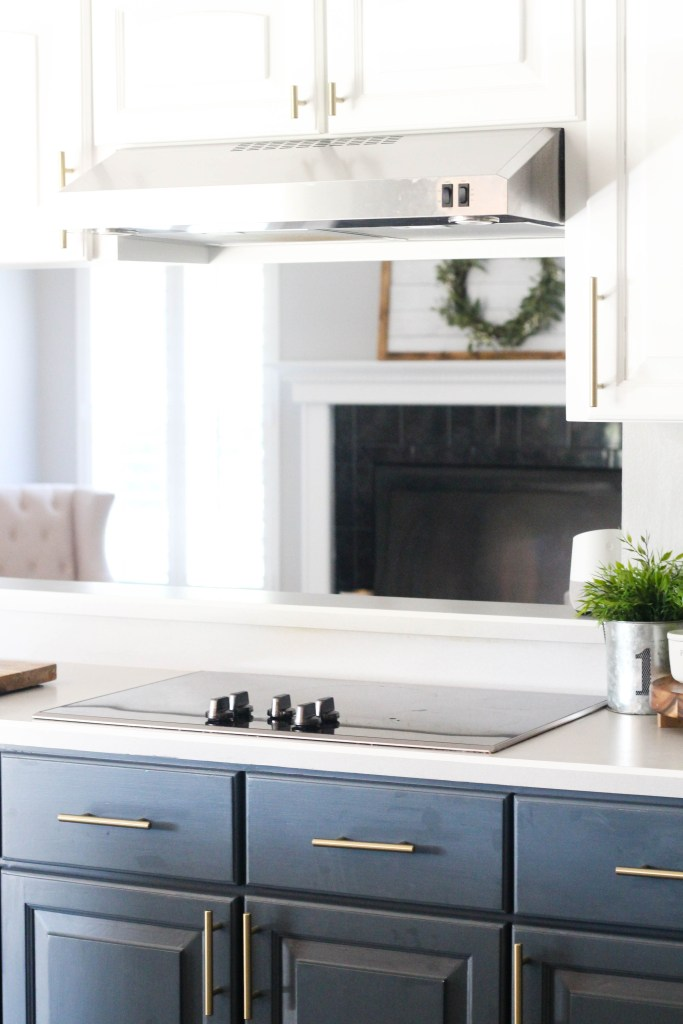 Our kitchen reveal