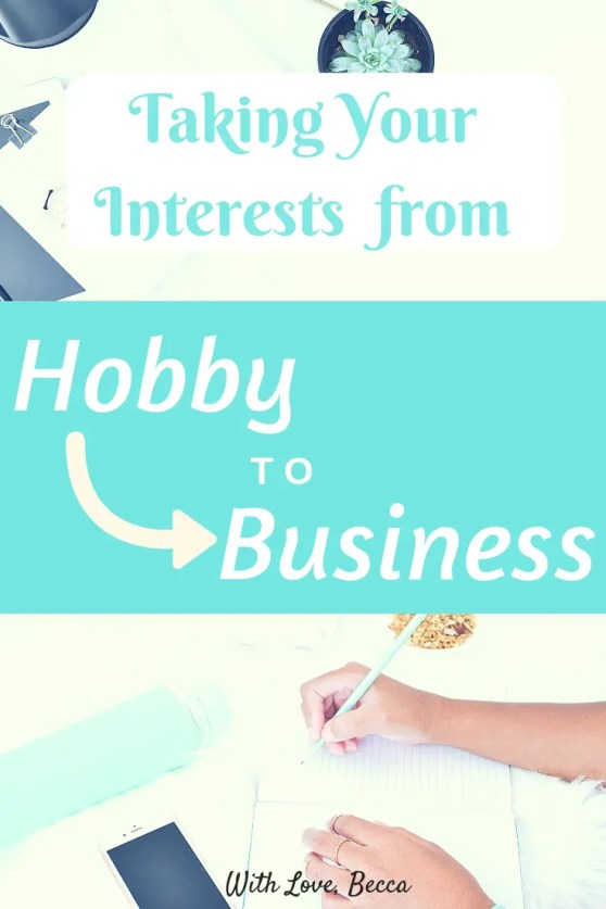 Taking your interests from hobby to business - Q&A with a career coach and professional photographer