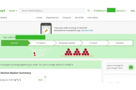 Instacart Grocery Delivery: A busy mom's review #grocerydelivery #lifehack #groceryshopping