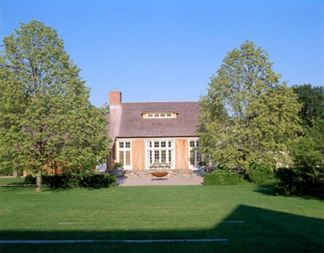 Ina Garten Barn ina garten's east hampton home