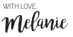 With Love, Melanie
