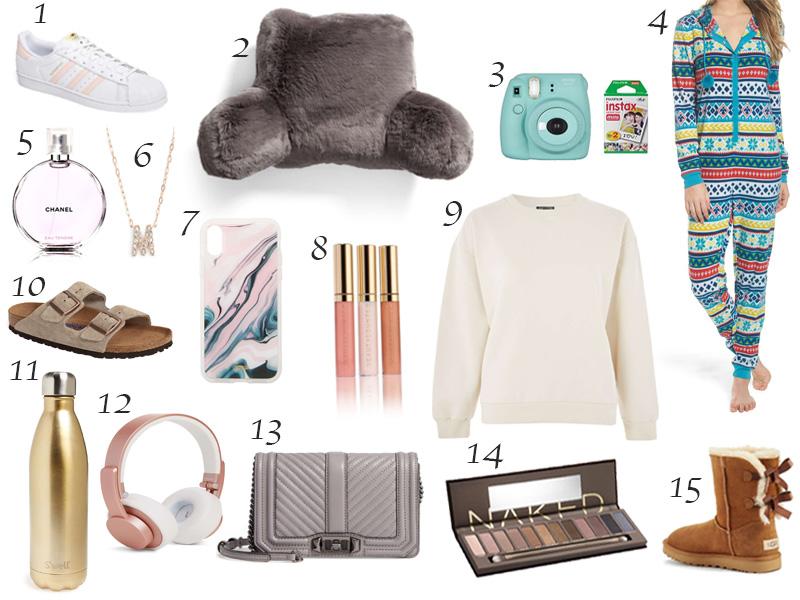 Teen, girl, gift, guide, presents, blogger, Christmas