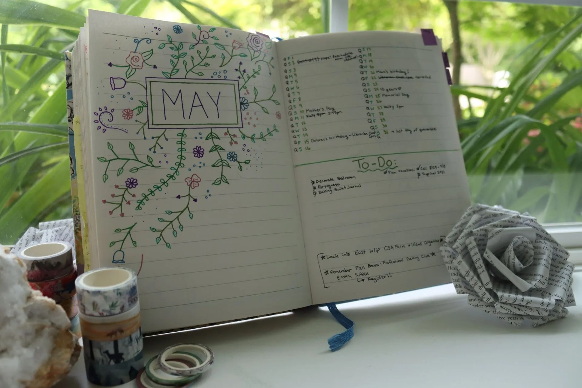 Read more about the article Introduction to Bullet Journaling