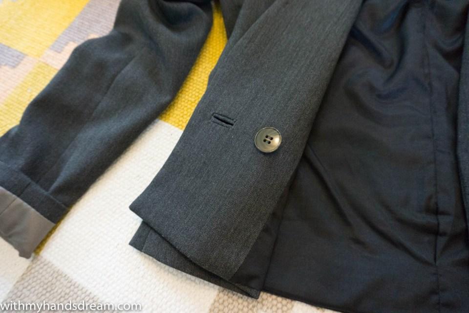 Burda 08/2013 106A, buttons detail 2