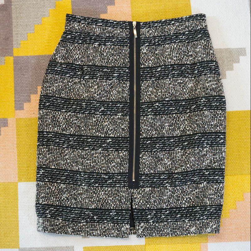 Lekala #5088 pencil skirt