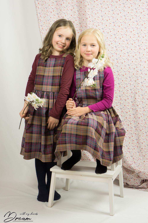 Violette Field Threads Hazel pinafore