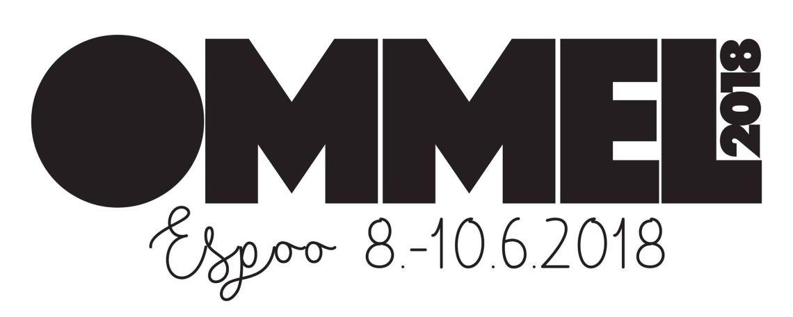 Ommel 2018, Espoo 8.-10-6-2018