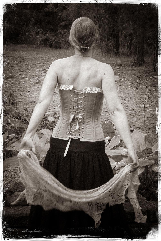 My Zara corset.