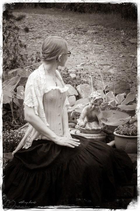 Feeling very Victorian.