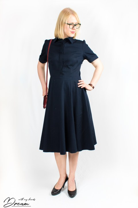 The Kate dress by Sew Over It.