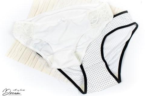 Megan Nielsen Acacia underwear.