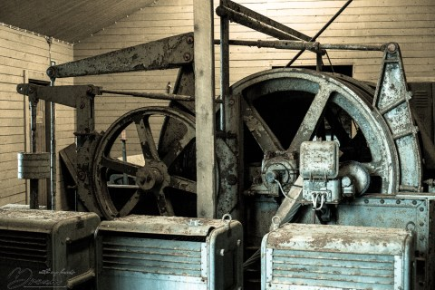 Machinery.