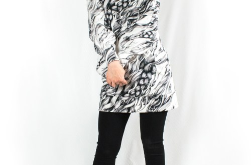 Poniletti-tunika (Pony-braid tunic)