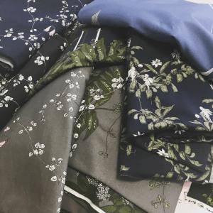 Jersey fabrics.