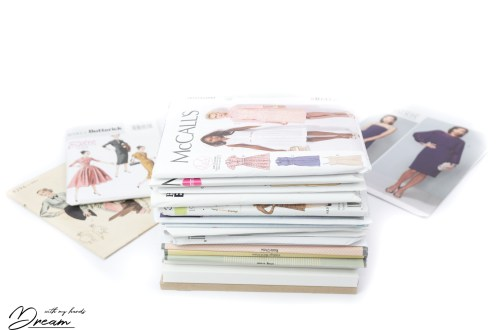 How to store your sewing patterns?