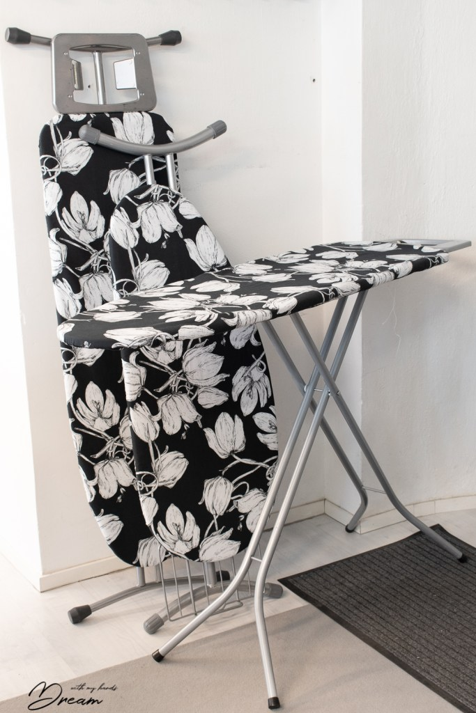 Ironing board covers for the Ommel festival.