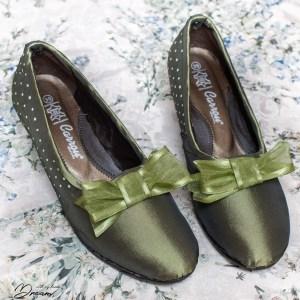 """My """"regency"""" shoes."""