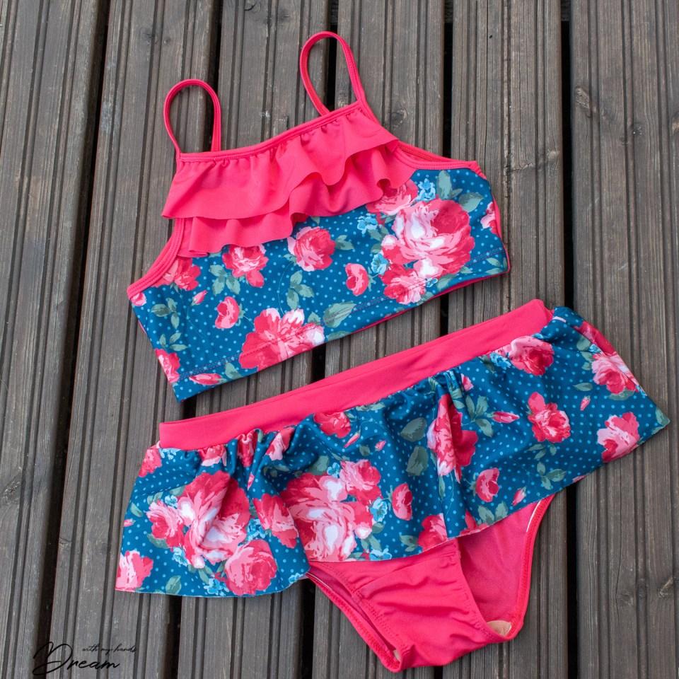 Ottobre 3/2018 bikini pattern.