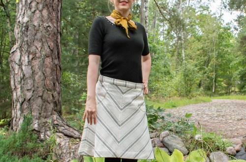 Kultavilla Lorna skirt.