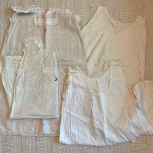 Antique underwear