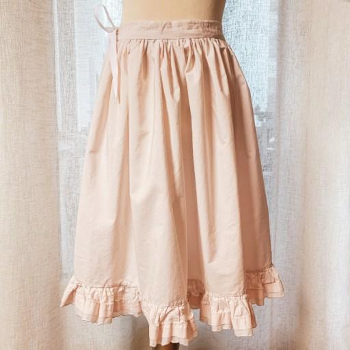 The petticoat.
