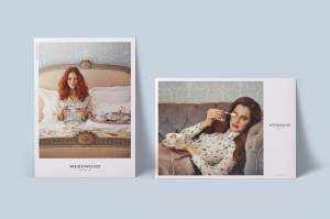 Wedgwood advertising campaign