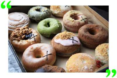 In conversation with JP Then, founder, Crosstown Doughnuts and Slerp