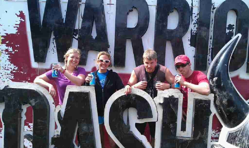 Warrior Dash Review - JOE BAUR