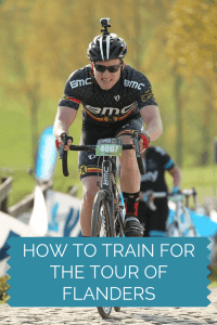 How to train for Belgium's Tour Of Flanders