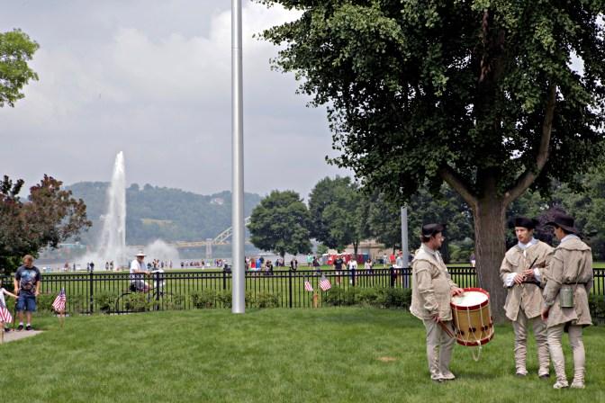 Pittsburgh Fourth of July Actors - JoeBaur